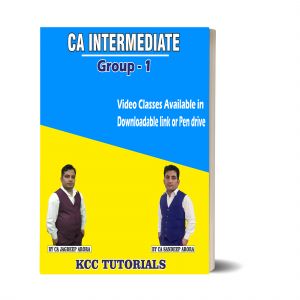 Best CA Intermediate Group 1 Video Lectures in India
