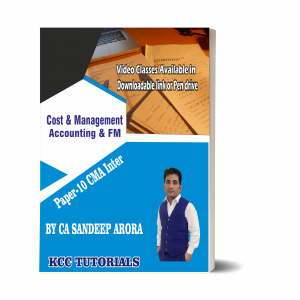 Best CMA Inter Cost & Management Accounting & FM Video Lectures in India