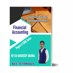 Best CMA Inter Financial Accounting Video lectures in India