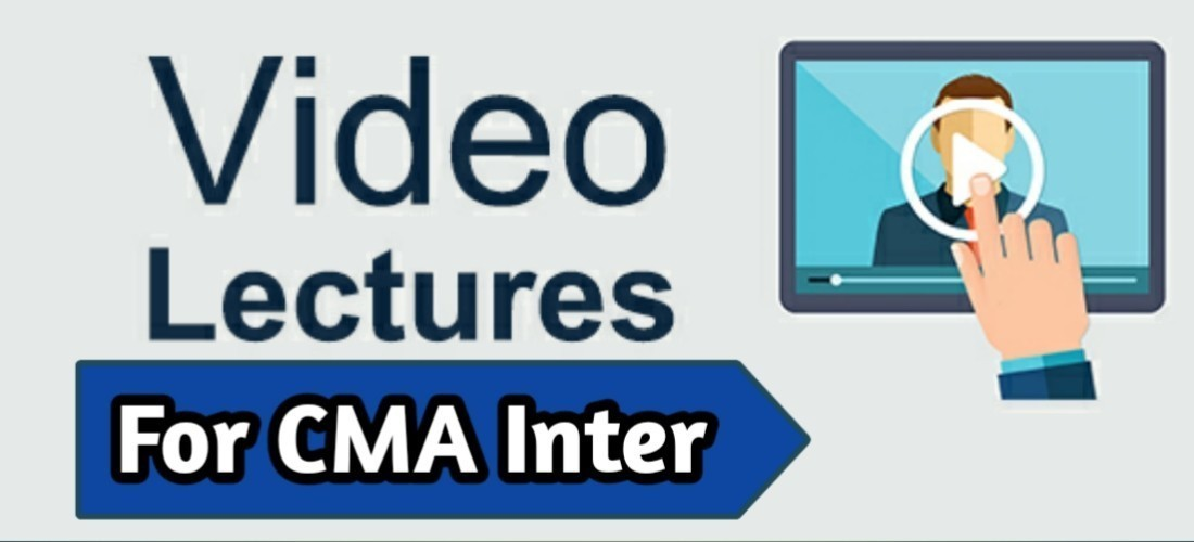 best CMA Inter Video Lectures in India