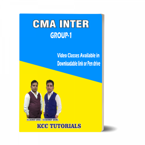 best CMA Inter Group 1 Video Lectures in India