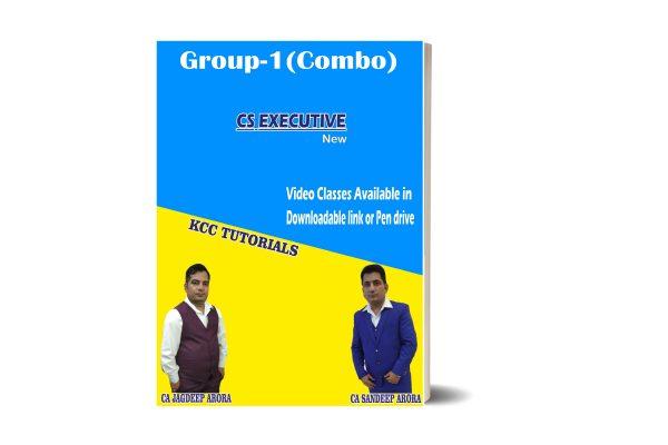 cs executive module 1 combo