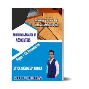 Best CA Foundation Principles & Practices of Accounting Video Lectures in India